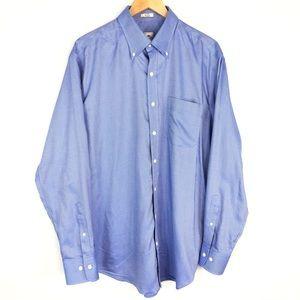 Peter Millar Nanoluxe Easy Carr Button Down Shirt